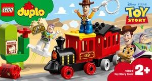 DUPLO 10894 Le train de Toy