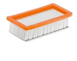 Filtre plissé plat
