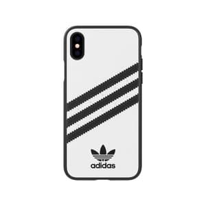 Moulded Case PU blanc/noir