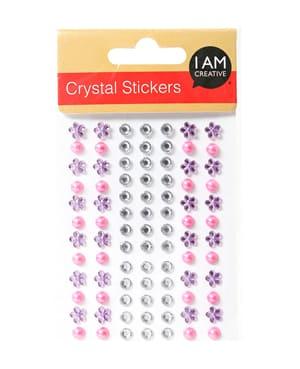 Crystal Stickers Set IX