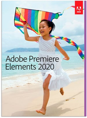 Premiere Elements 2020 Upgrade [PC/Mac] (D)