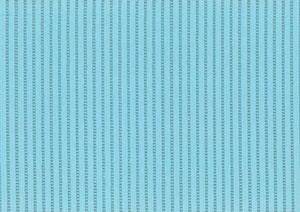 Tapis antiglisse uni-bleu