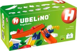 Hubelino Kugelbahn: Wippen Erweiterung 45 Teile
