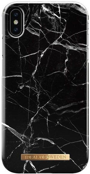 Hard Cover Black Marble