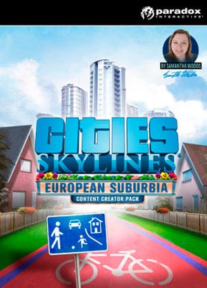 PC/Mac - Cities: Skylines - Cont Crea Euro