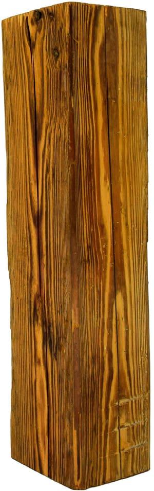 Poutre de vieux bois 100-140 x 100-140 x 2000 mm