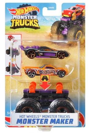 GWW13 Monster Trucks 1:64