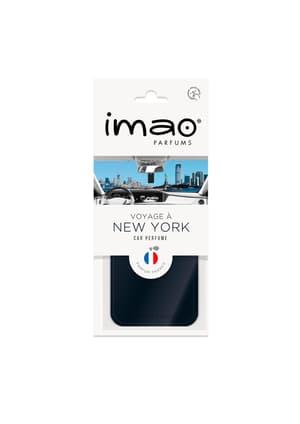 IMAO Voyage à New York