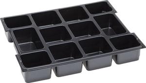 L-Boxx 102 Kleinteileeinsatz 12 Mulden
