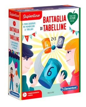 La battaglia tabelline (IT)