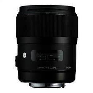 Sigma 35mm f 1.4 DG HSM Art Nikon CH-Gar