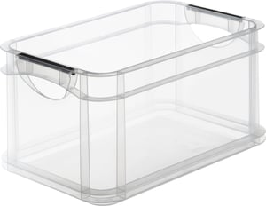 Systembox 5l, Kunststoff (PP) BPA-frei, transparent, A5