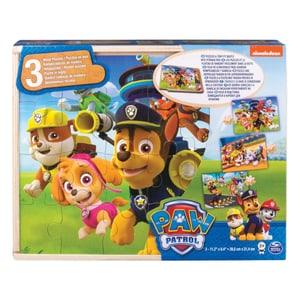Paw Patrol Wood Puzzle