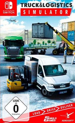 NSW - Truck & Logistic Simulator D