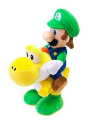 Nintendo: Luigi & Yoshi - Peluche
