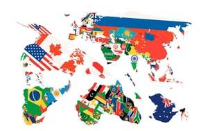 CREARREDA FLAG MAP