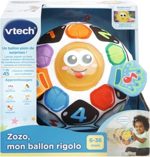 Ballon Rigolo Zoomizoos (FR)