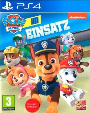 PS4 - Paw Patrol: Im Einsatz (D)