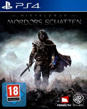 PS4 - Playstation Hits: Mittelerde - Mordors S