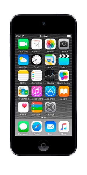 iPod touch 6G 32GB - Spacegray