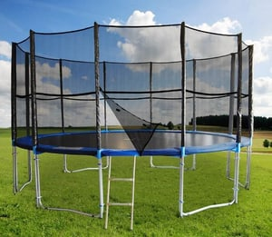 OUTDOOR TRAMPOLIN 487CM