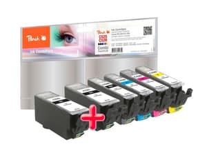 Combi PackPLUS pour CLI-526/PGI-525