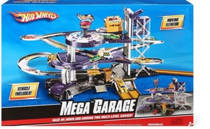 W14 HOT WHEELS MEGA GARAGE