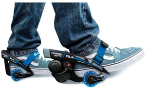 Electric Ride-on Turbo Jetts DLX