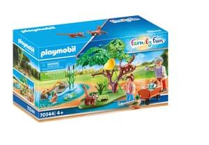 PLAYMOBIL 70344 Angolo dei panda rossi