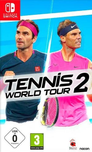 NSW - Tennis World Tour 2 D/F