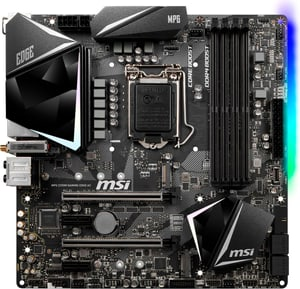 MPG Z390M Gaming Edge AC