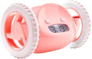 Clocky Runaway Pink