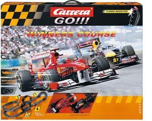 W13 CARRERA GO F1 WINNERS COURSE