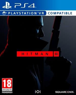 PS4 - Hitman 3 D