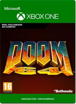 Xbox - Doom 64