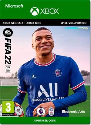 XSX - Fifa 22 Standard Edition