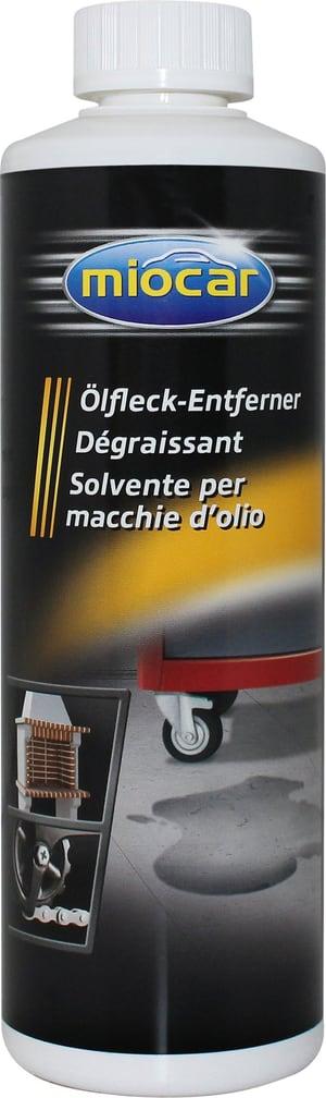 Solvente per macchie d'olio