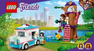 Friends 41445 Tierrettungswagen