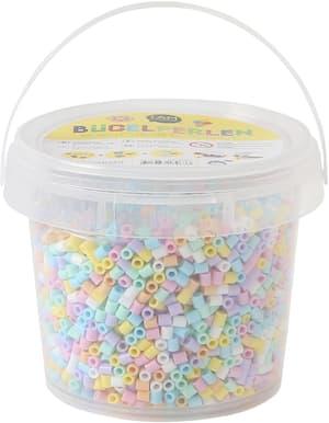 Perlini stiratura pastello Mix 5'000 pzz.