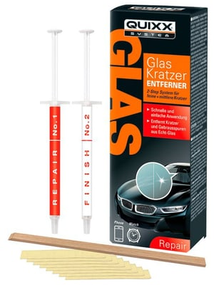 Glass Scratch Remover