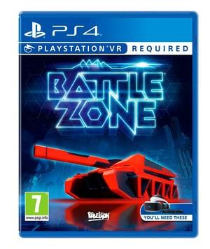 PS4 - Battlezone VR