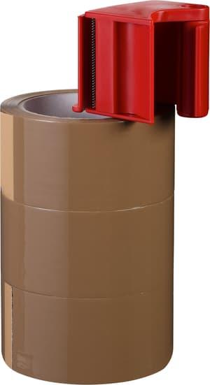 Verpackungsband mit Mini-Handabroller