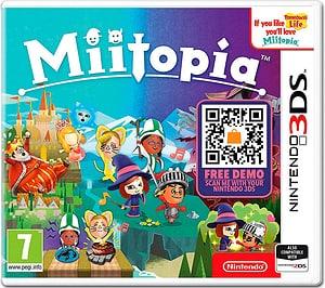 3DS - Miitopia D