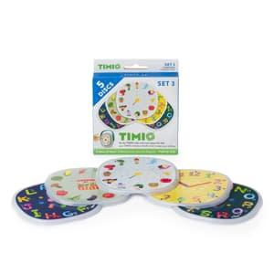 Timio Disc Set 3