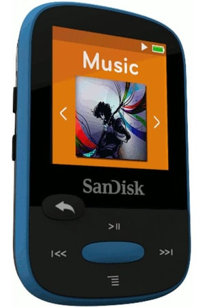 SanDisk Clip Sport 8GB blau