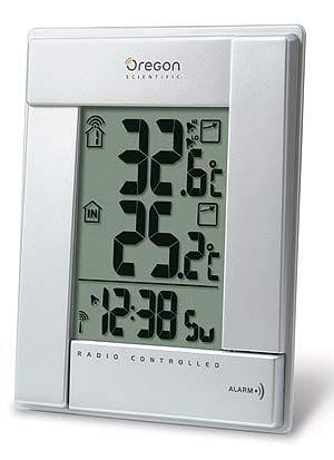 L-Oregon Scientific RMR382 Thermometer