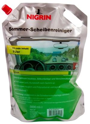 Autoscheibenreiniger Sommer Lemon