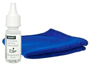 Ethanol Surface cleaner with Cloth White