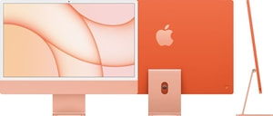 CTO iMac 24 M1 8CGPU 8GB 512GB SSD MKey MM2 orange