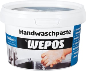 Handwaschpaste sandfrei